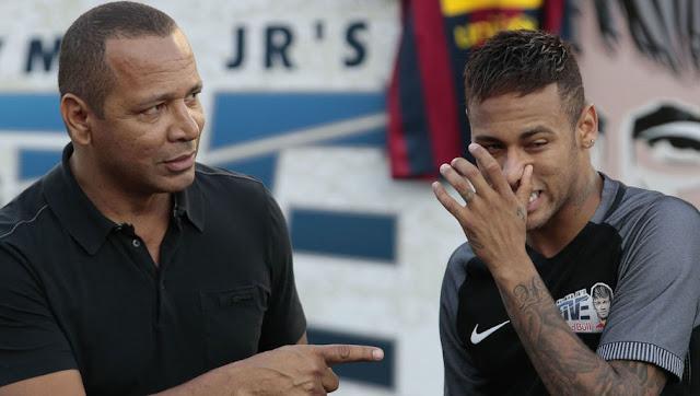 La déclaration du père de Neymar sur le niveau du PSG