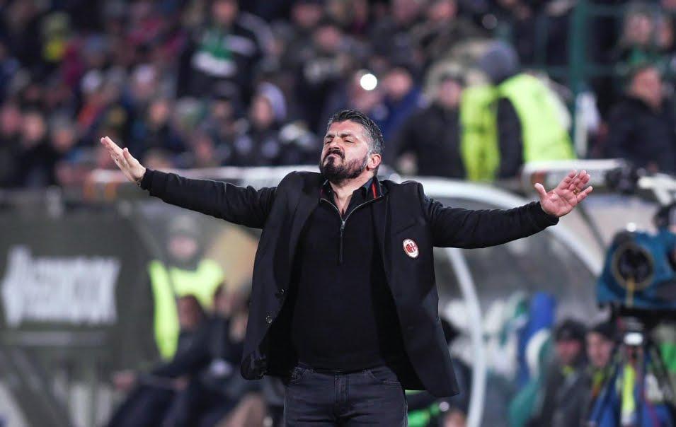 Calcio Serie A, il Milan riprende quota: 4-1 in casa del Sassuolo.