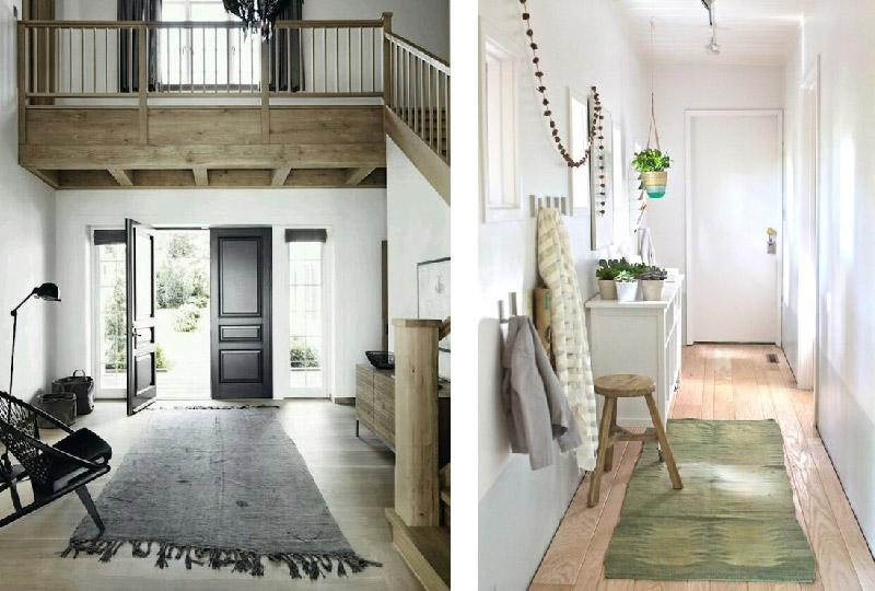 tappeto per ingresso e corridoio