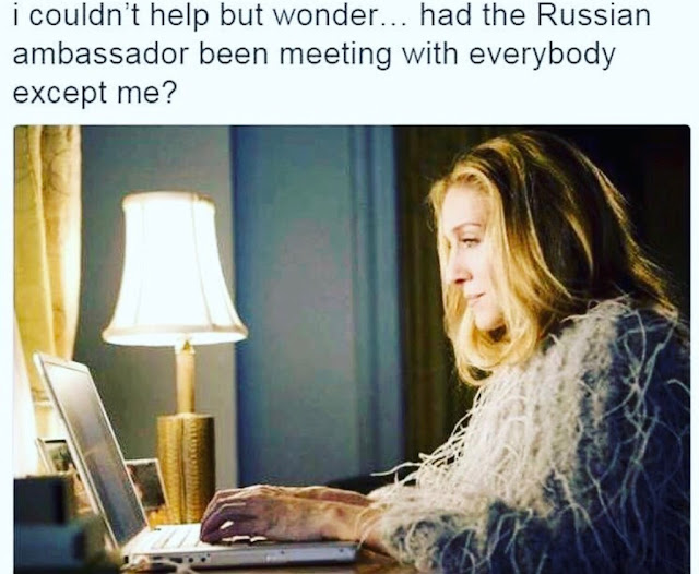 SATC SJP Sessions Russian Meme