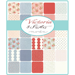 Moda Victoria Fabric by 3 Sisters for Moda Fabrics
