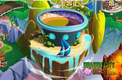 Ilha dos Jogos Dragon City - Informações!
