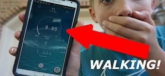 التطبيق المثير للجدل ، والذي يدفع لك المال مقابل المشي !