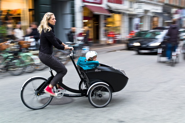 Cycle Chic 174 Triobike Cargo Bikes Deluxe