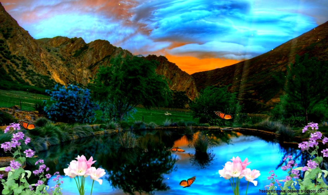 Nature Pictures Screensavers