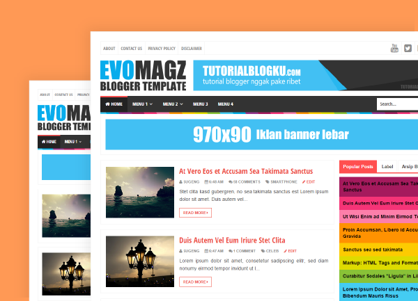 Download template seo responsive