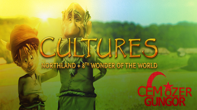 Cultures: Northland + 8th Wonder of the World Full Torrent İndir