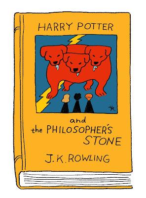 ハリー・ポッターのカバーを考える