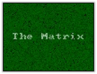 The Matrix demo project