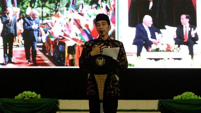 Jokowi: Saya Kepala Negara Pertama yang ke Pengungsian Rohingya