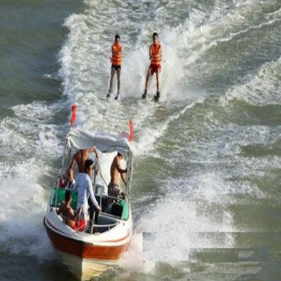 Đắm Mình Trong Biển Và Tham Gia Thể Thao Biển Mạo Hiểm Tại Đà Nẵng Ca-no-keo-luot-van