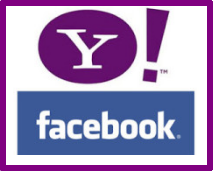 yahoo facebook login