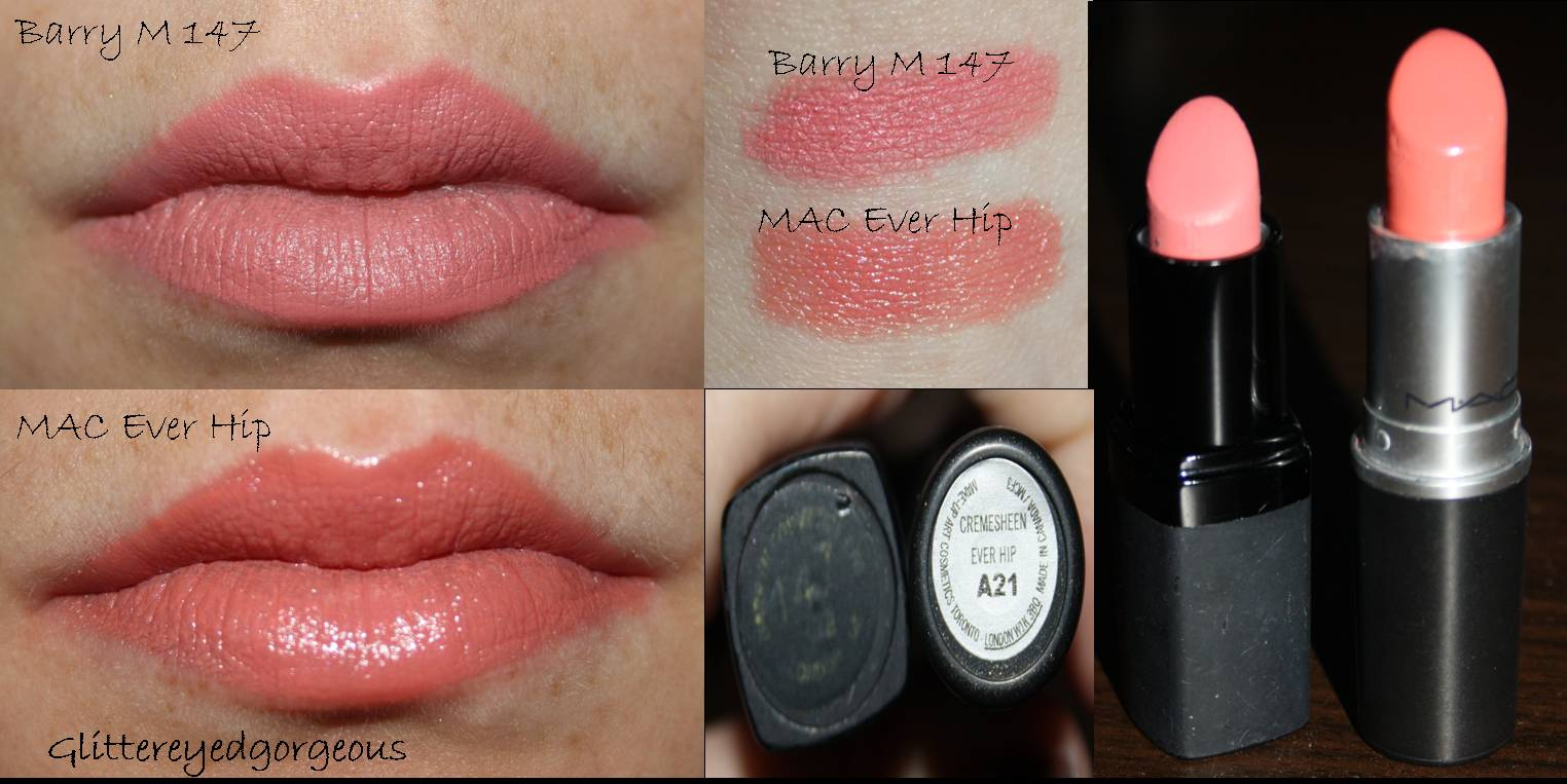 mac cremesheen lipstick ever hip