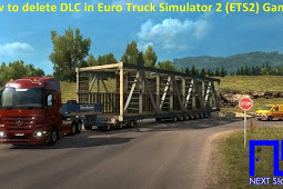 How to delete DLC in Euro Truck Simulator 2 Games