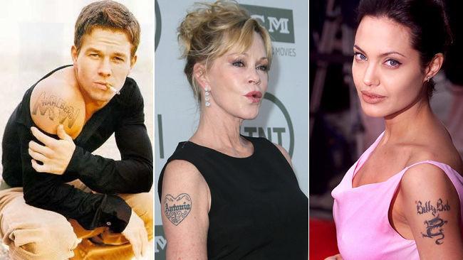 Celebrity Tattoos - omgtattoos.net