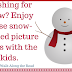 Do You Want to Build a Snowman? A Snow-Themed Picture Book List (And Literacy Musings Monday with a Giveaway!)