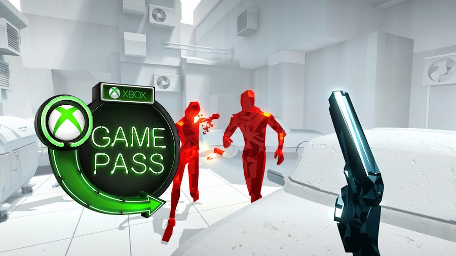 xbox game pass 2019 superhot xb1