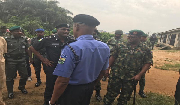 Image result for Ikorodu killings: Police honour slain, wounded officers