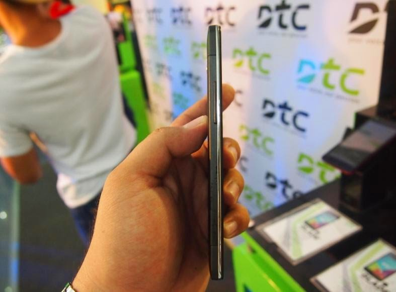 DTC Mobile GT19A Helix Hands-on
