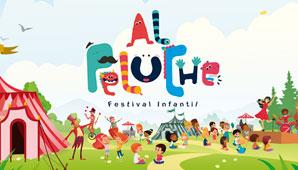 Festival Infantil: AL PELUCHE 2017
