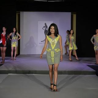 Miss Mizoram 2018 Grand Finale