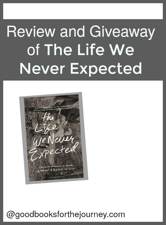 Review of The Life We Never Expected for parents of special needs kids
