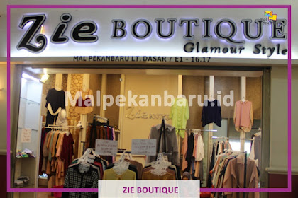 Lowongan Kerja Pekanbaru : Zie Boutique April 2017