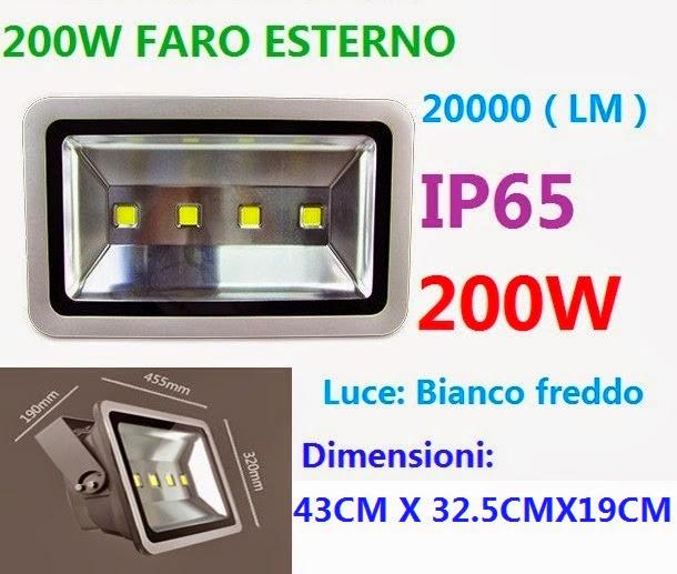FARO 200W