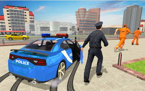 Police Car Chase Missions Wala New Games 2020