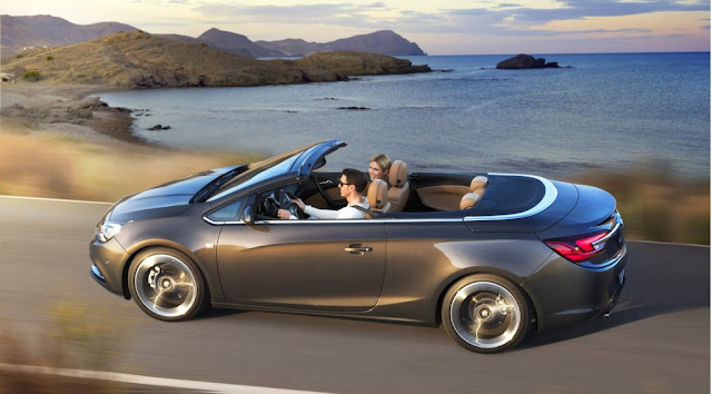 2013 Opel Cascada Review