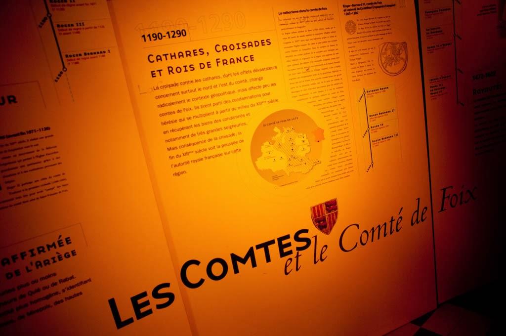 El castillo de Foix visita