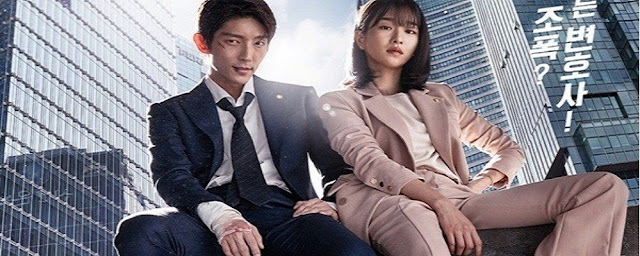 Lawless Lawyer drama pl