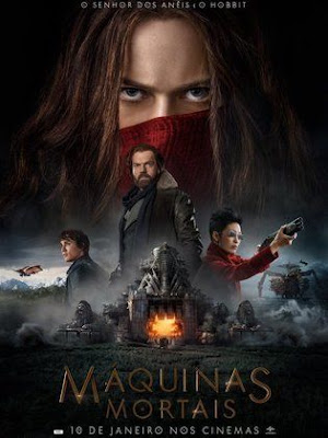 Mortal Engines 2018  Dual Audio HDRip 480p  ESub x264