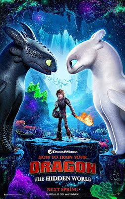 Sinopsis film How to Train Your Dragon: The Hidden World (2019)