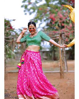 Actress Anasuya Bharadwaj New Photo Shoot Stills