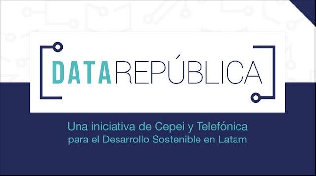 Data República: una contribución a la Alianza Global de Datos para el Desarrollo Sostenible