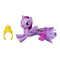 My Little Pony Movie Land and Sea Fashion Seapony Brushable Twilight Sparkle