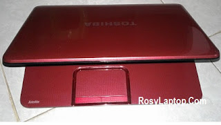 Toshiba Satellite L840 i3 Red
