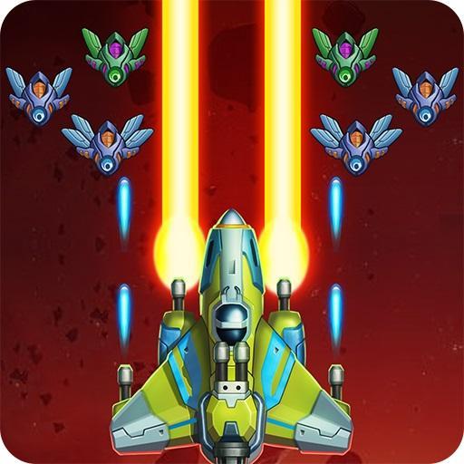 تحميل لعبه Galaxy Invaders: Alien Shooter مهكره وجأهزه