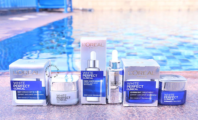 L'oreal White Perfect Clinical review