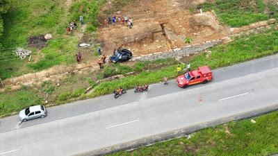 Falta de atenção causou 35% das 294 mortes em estradas federais de PE em 2018, diz PRF