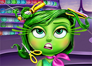 Inside Out Disgust Real Haircuts juego