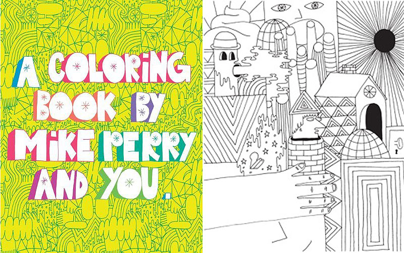 If Its Hip Here Archives The Coolest Coloring Books For Grown Ups Part III