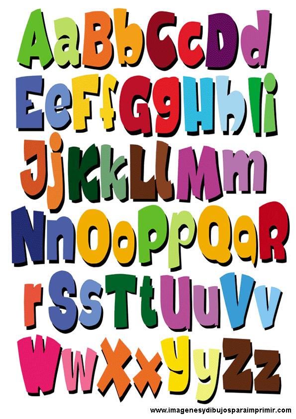 Abecedario Con Mayusculas Y Minusculas Para Imprimir Colorear Dibujos Letras Actividades Infantiles