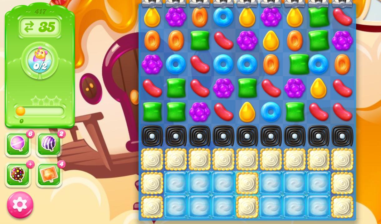 Candy Crush Jelly Saga 417