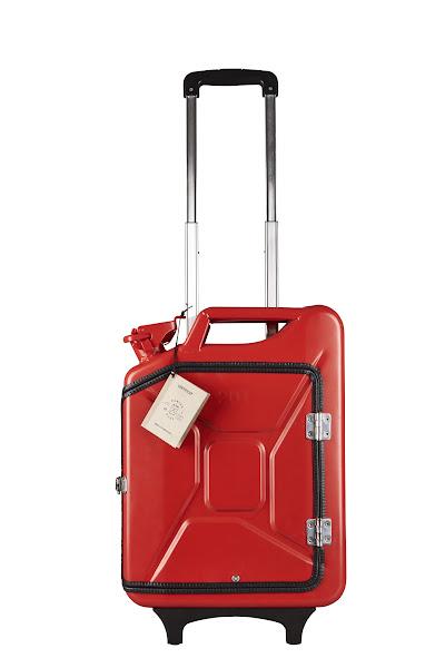 Jerrycan行李箱