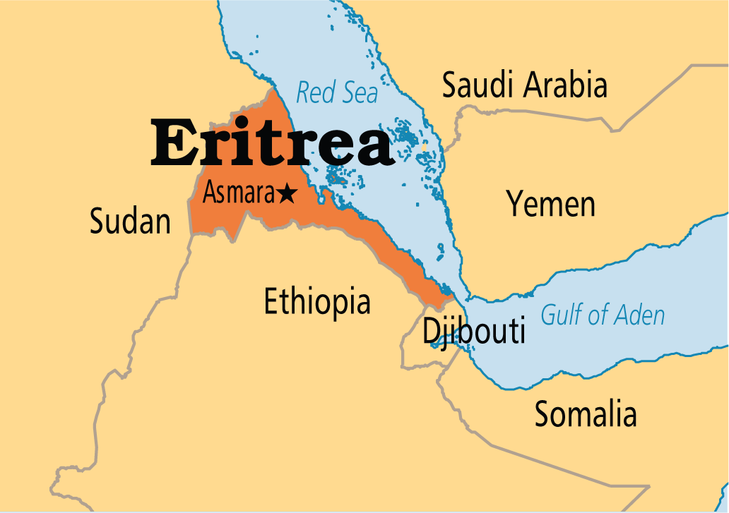Every Day Is Special June Martyrs Day In Eritrea - Eritrea time zone map