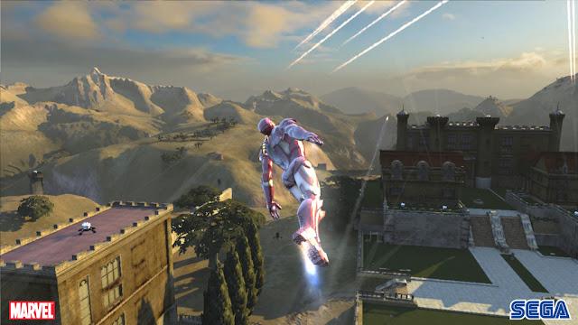 Iron Man PC Free Download Screenshot 3