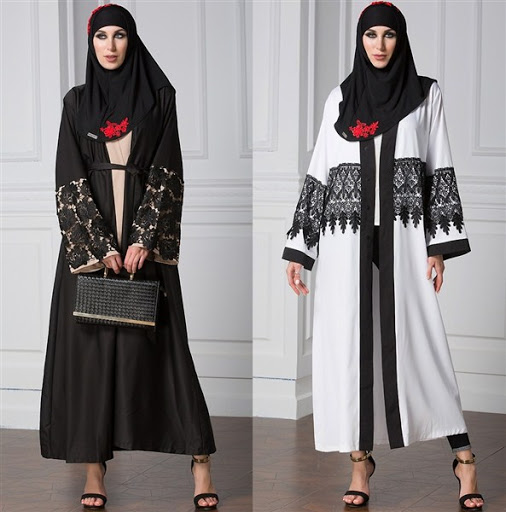 Model Baju Muslim Modern Casual Terbaru 2017/2018