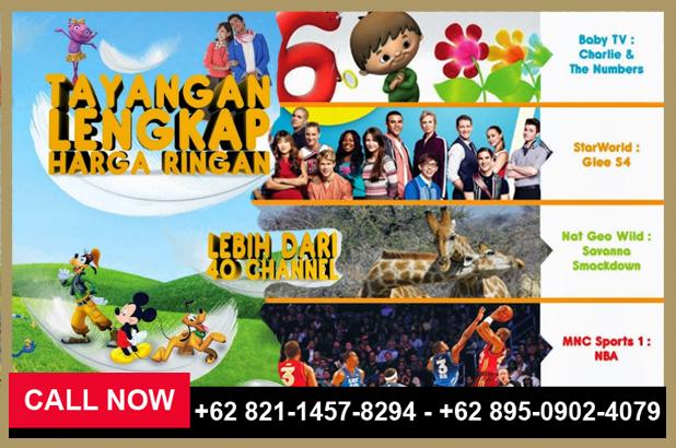Biaya Pemasangan Top TV Paket Hemat 2018 - 082114578294